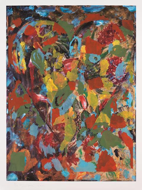 Jim Dine, 'The Big One', 2011, Cristea Roberts Gallery