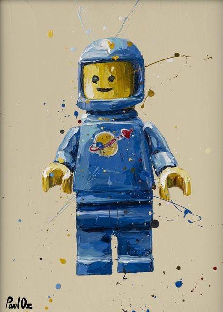 , 'Blue Lego,' 2015, Imitate Modern