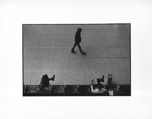 Erich Hartmann, 'A man and two legs, Denver, USA', 1976, °CLAIR Galerie