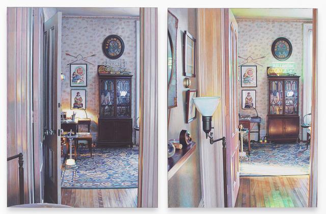 , 'Time Diptych: Arrows,' 2015, Ameringer | McEnery | Yohe