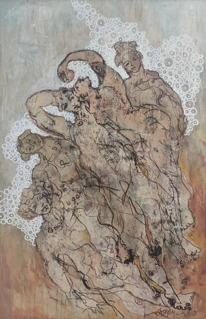, 'Eves,' 2018, Galerie Kalyste