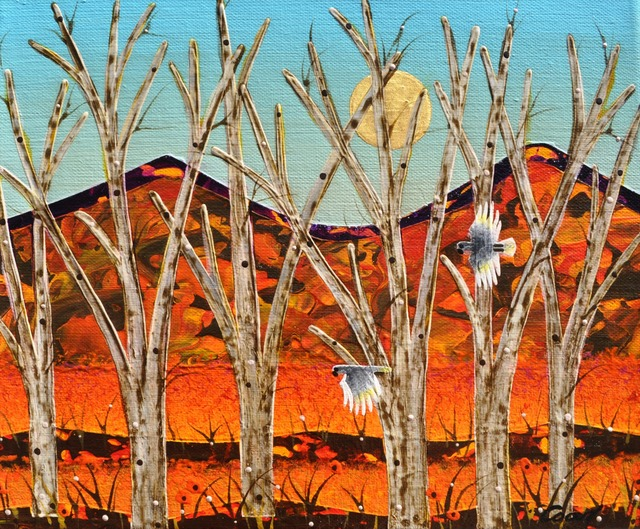 , 'Sentinels Study - Flinders Ranges,' 2013-2014, Wentworth Galleries
