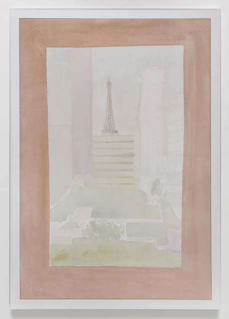 , 'Paris,' 2012, Gió Marconi