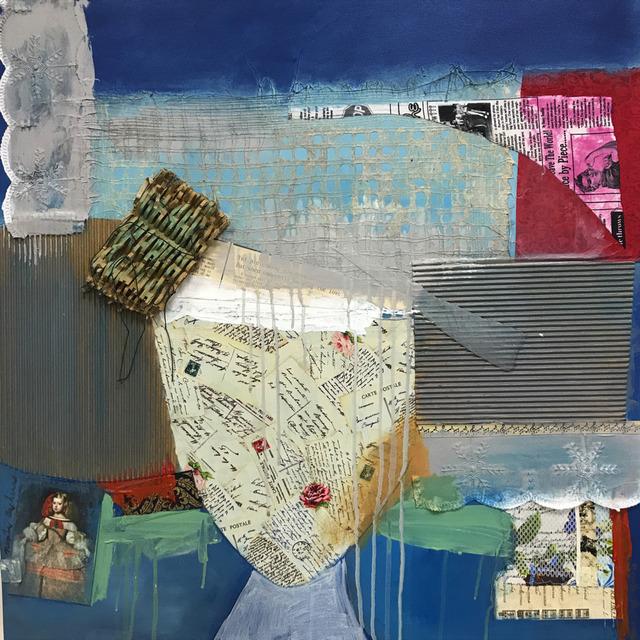 , 'Benefit of reading,' 2018, Galeria Otros 360º