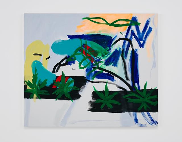 , 'DARKRIVERBOSS,' 2015, Nicodim Gallery