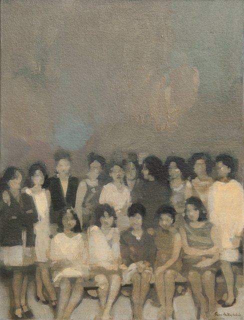 , '03:39 The Thomas Crown Affair,' 2013, Hosfelt Gallery