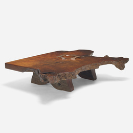 Monumental coffee table