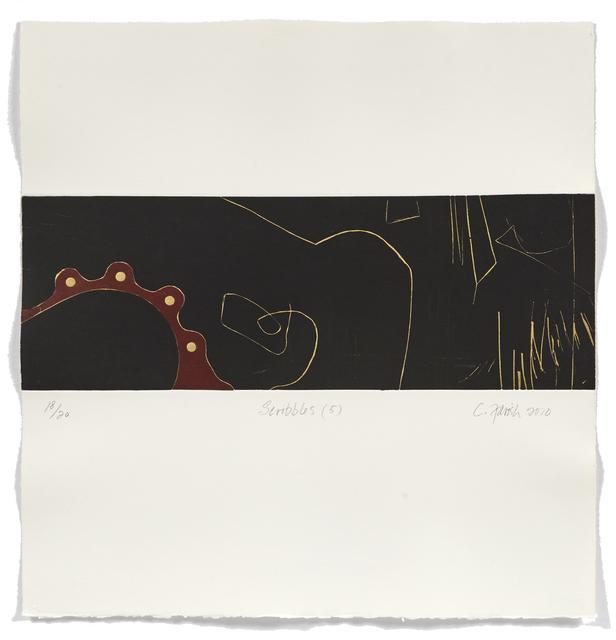 Catherine Farish, 'Scribbles 5', 2009, Atelier-Galerie A.Piroir