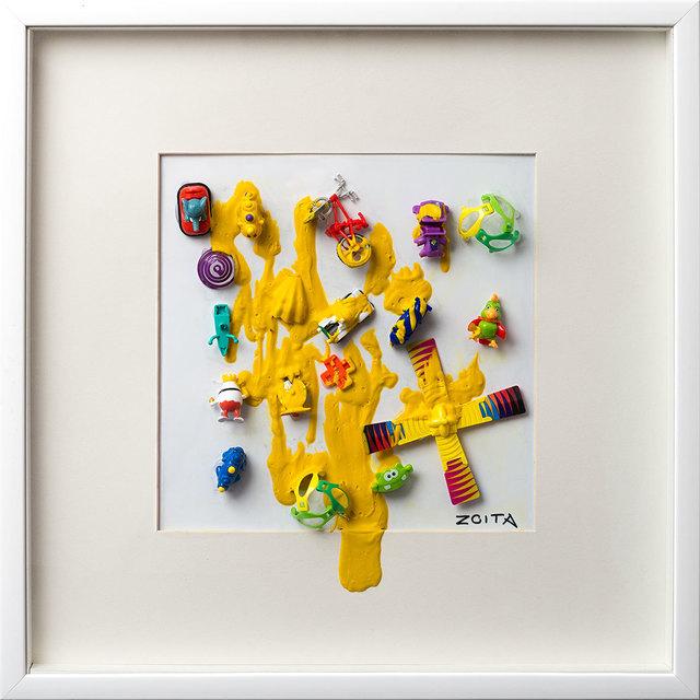 , 'Playing with Amanda. Yellow War,' 2015, Artfooly