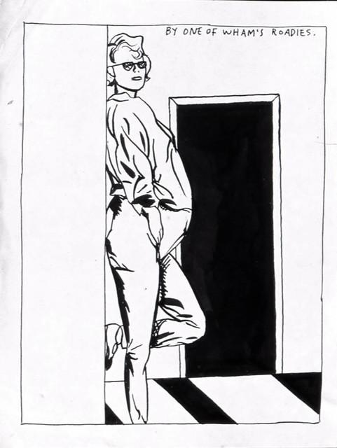 Raymond Pettibon, 'No Title (By one of)', 1987, Sadie Coles HQ