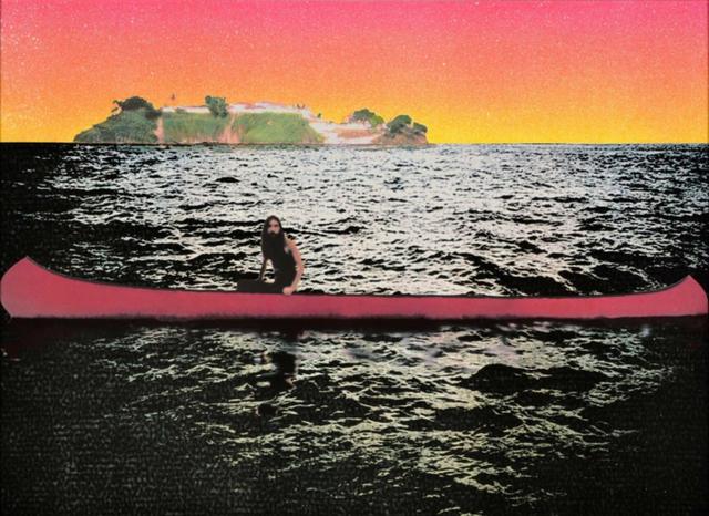 Peter Doig, 'Canoe - Island', 2000, Vogtle Contemporary