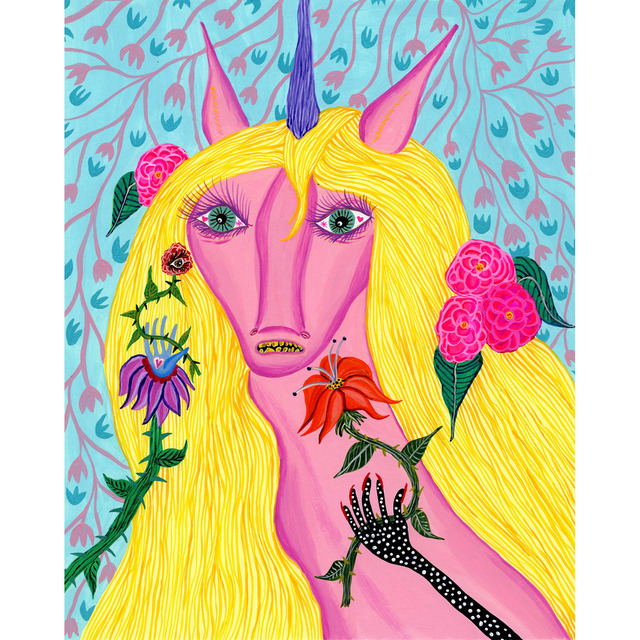, 'Fleur Wallpaper,' 2018, Gallery 30 South