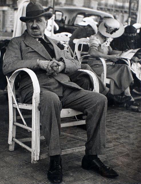 , 'Promenade des Anglais, Nice,' 1937, Bruce Silverstein Gallery