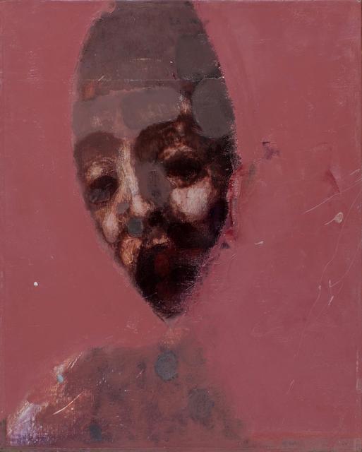 , 'Head (pink #1),' 2016, Honos Art