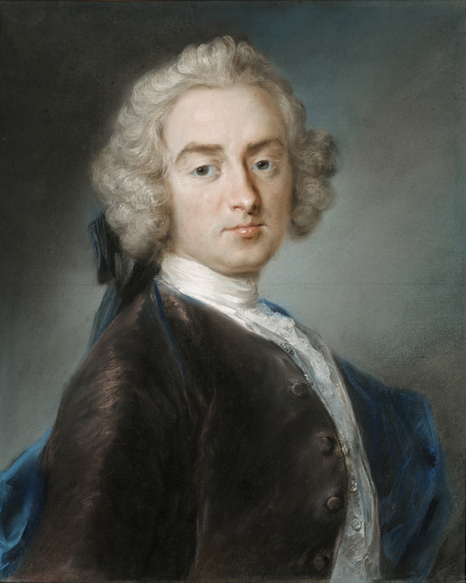 , 'Sir James Gray, 2nd Bt.,' 1744-1745, J. Paul Getty Museum