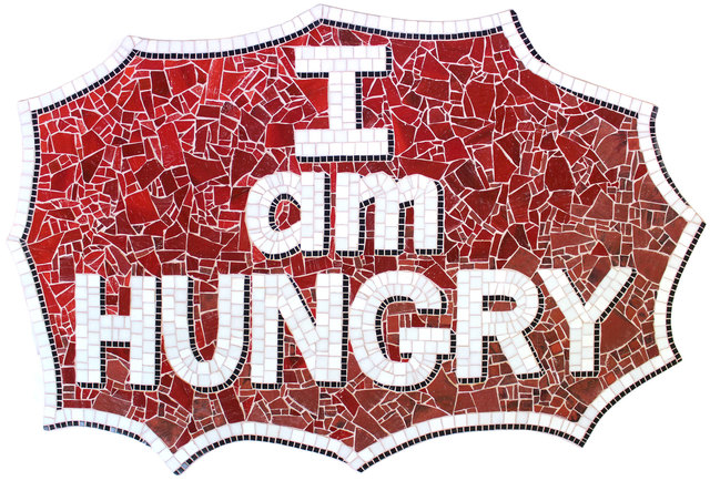 , 'I am Hungry,' 2019, Mobius Gallery