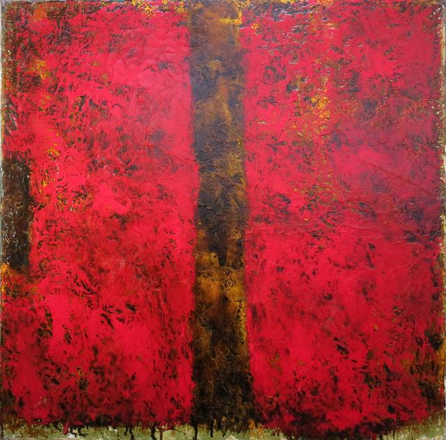 Jean McEwen, 'Blason du chevalier rouge,' 1962, Galerie Claude Lafitte