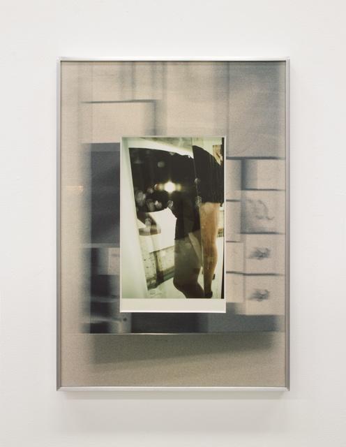 , 'Dry gesture,' 2015, Simone Subal