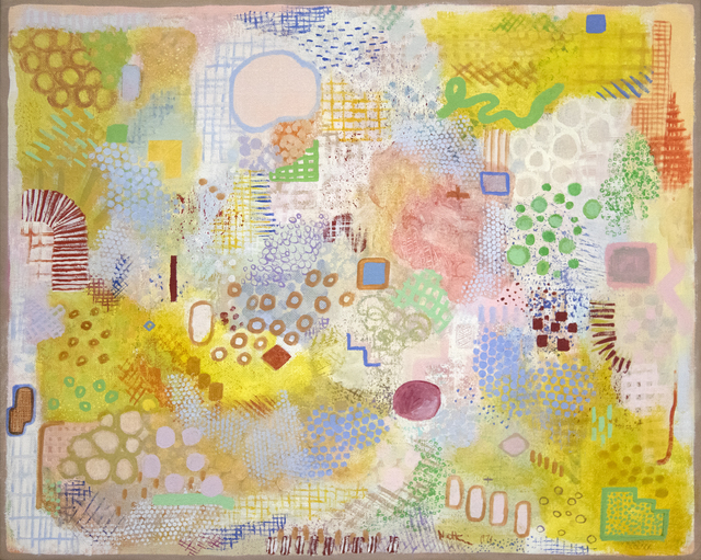 Robert Natkin, 'Untitled', 1971, Painting, Acrylic on canvas, Heather James Fine Art