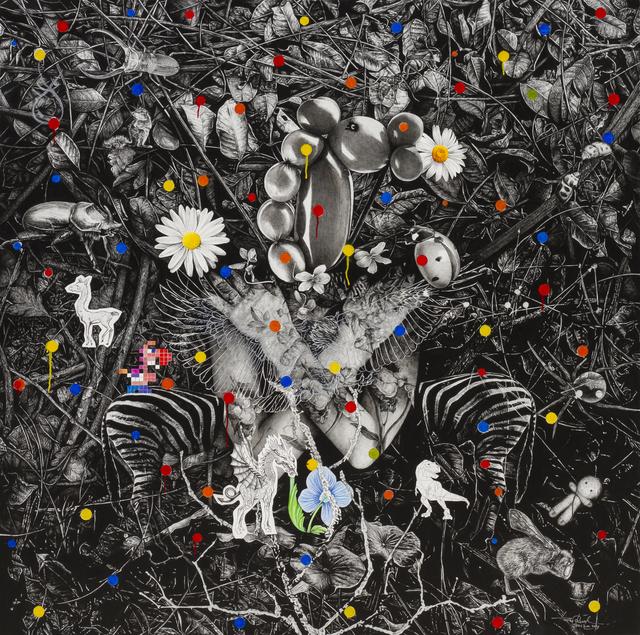 , 'Under the wings,' 2019, Primo Marella Gallery