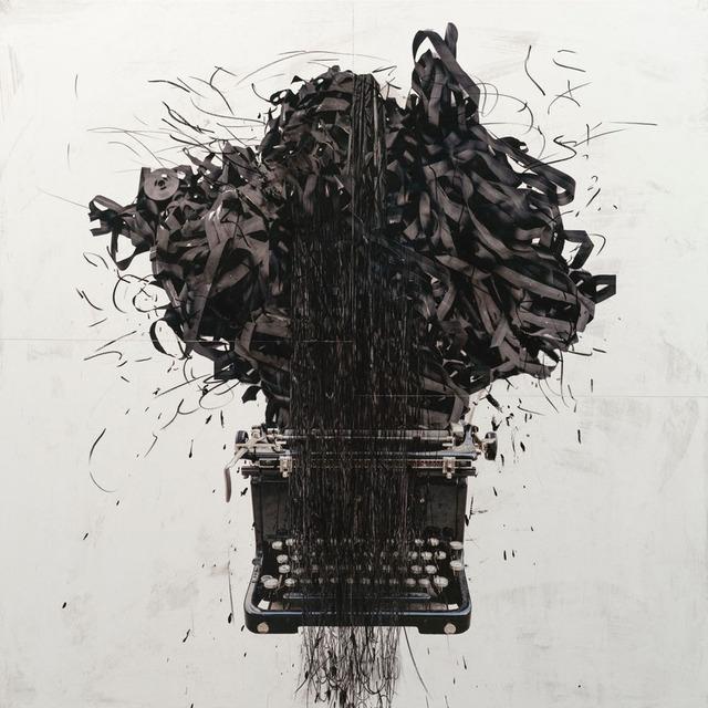 , 'Cordon,' 2017, Bau-Xi Gallery
