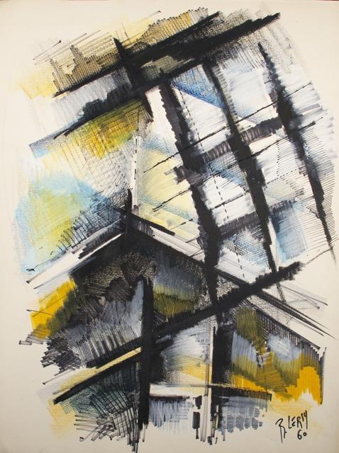 , 'Building: Rotterdam, Holland,' 1960, R. S. Johnson Fine Art