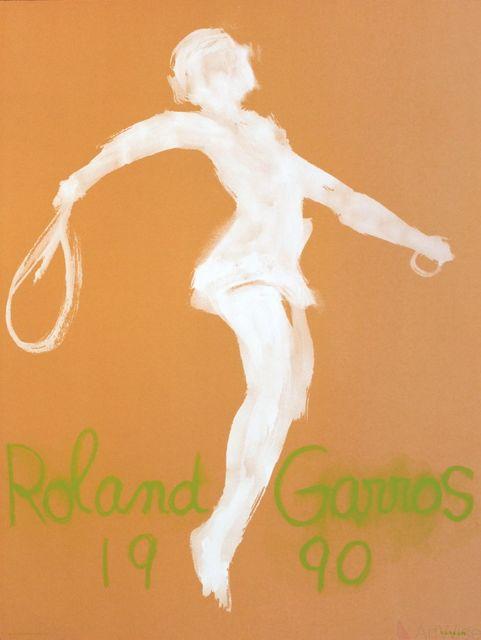 , 'Roland Garros,' 1990, ArtWise