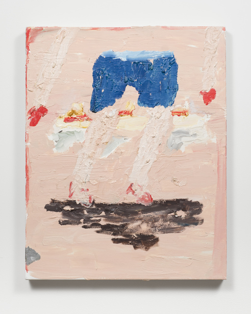 , 'Blue Shorts, Red Shoes & 3 Hats,' 2015, Fleisher/Ollman
