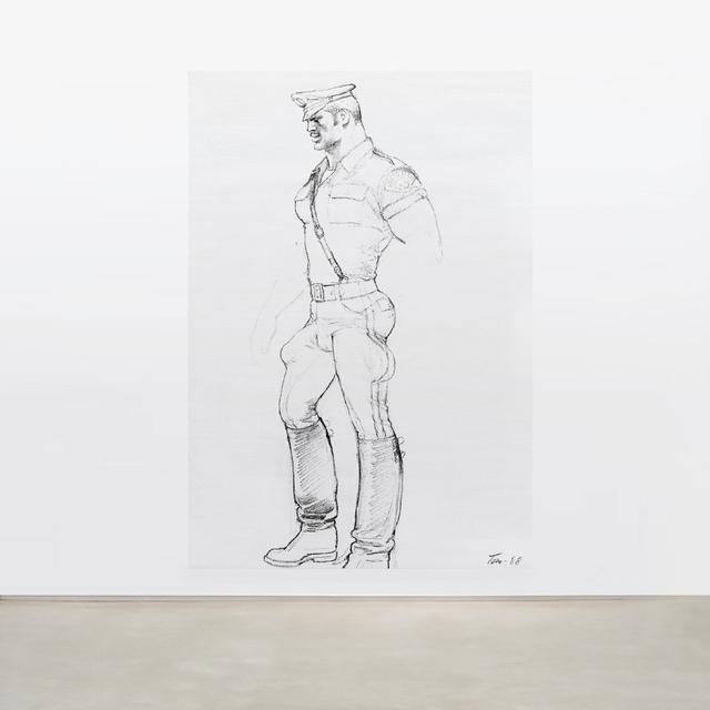 , 'Untitled,' 1988, FROZEN PALMS GALLERY