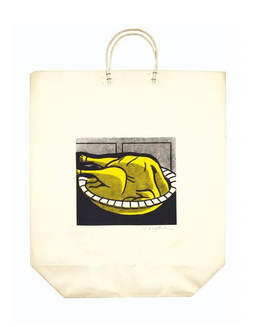 Roy Lichtenstein, 'Turkey Shopping Bag', 1964, Christie's
