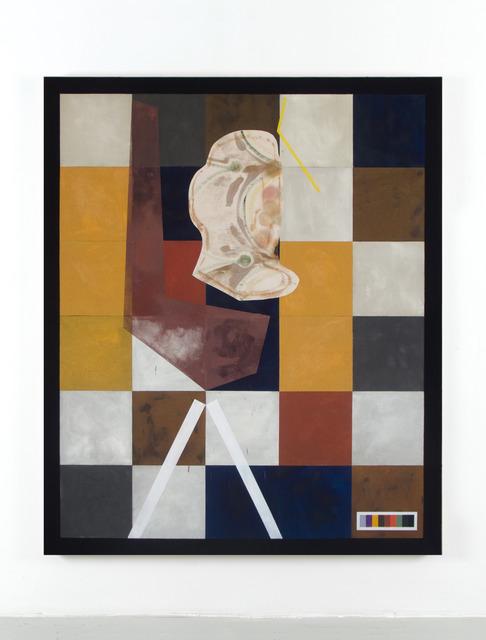 , 'Figure, Ascending,' 2014, GRIMM