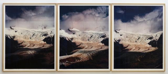 , 'AR • Glacier Grande,' 2015, Peter Lav Gallery