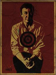 Shepard Fairey, 'Jasper Johns Red,' 2010, Phillips: New Now (December 2016)