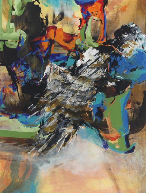 , 'One Wing,' 2016, Linda Warren Projects