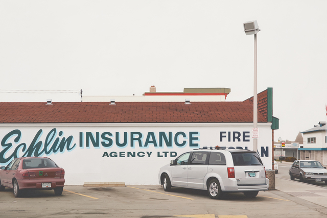 , 'Echlin Insurance,' 2019, Louis K. Meisel Gallery