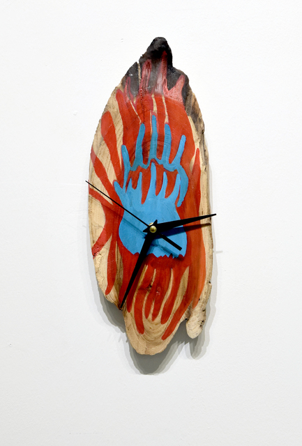 , 'catching time,' 2017, Chan + Hori Contemporary