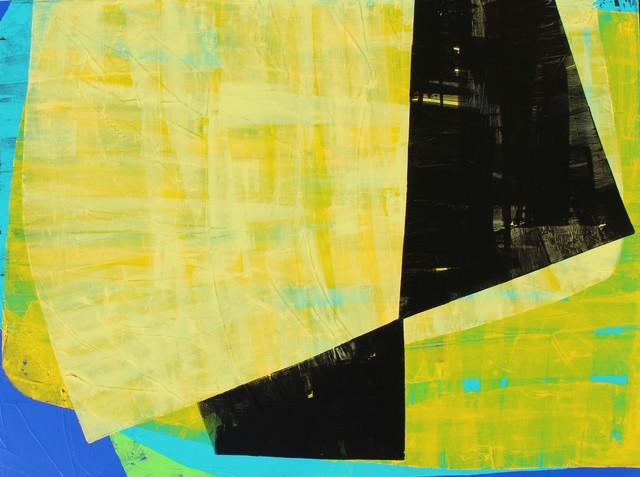 , 'Yellow Days,' 2018, Spalding Nix Fine Art