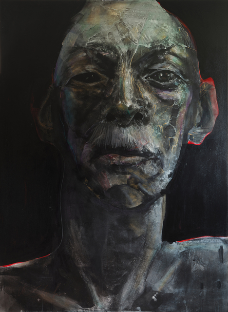 William Stoehr, 'Willie 8', Bill Lowe Gallery