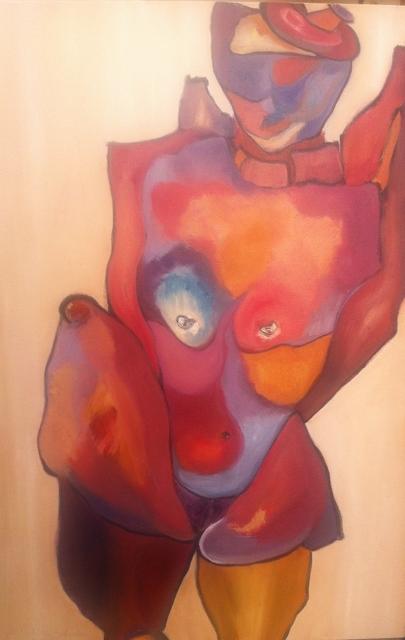, 'Obscur Objet de Desir: Hommage à Toussaint Louverture,' 2001, Ralwins Art Gallery