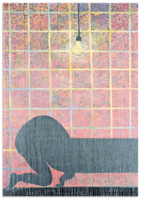 Alexander Kaletski, 'Bathroom Diver', 2007, Anna Zorina Gallery
