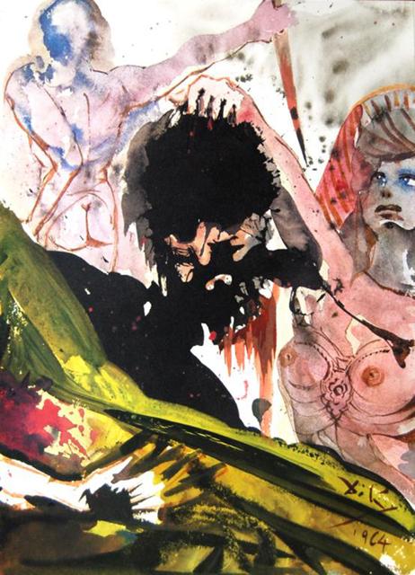 Salvador Dalí, 'Judith Beheads Holfernes', 1967, Baterbys