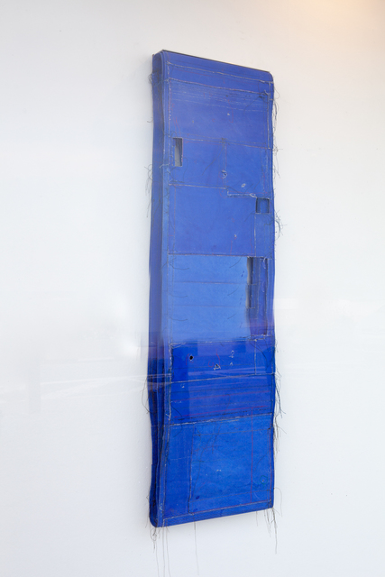 , 'Flat Painting Blue ,' 2016, Geukens & De Vil