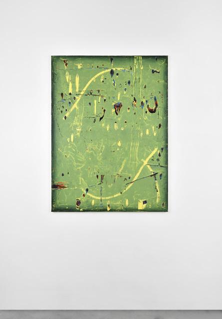 , 'Mori,' 2016, Galerie Christophe Gaillard