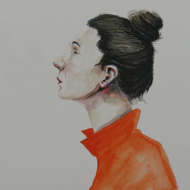 , 'Anguish Series 19,' 2017, Beatriz Esguerra Art