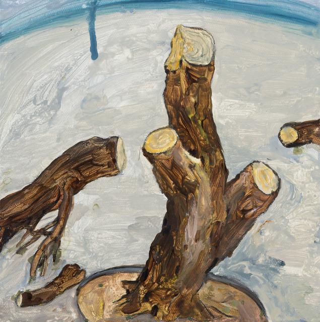 , 'The Clean Tree,' 2017, Yiri Arts