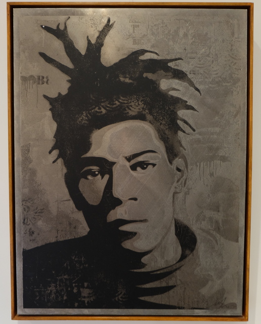 , 'Basquiat ,' 2010, We Art Partners