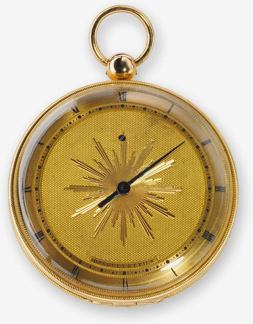 , 'Small (médaillon) subscription watch,' 1806, Legion of Honor