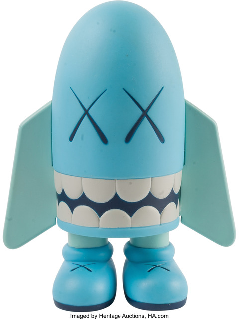 KAWS, 'Blitz (Blue)', Other, Heritage Auctions