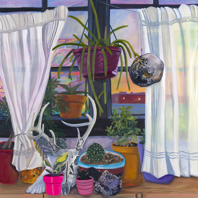 , 'Windowsill,' 2017, Hashimoto Contemporary