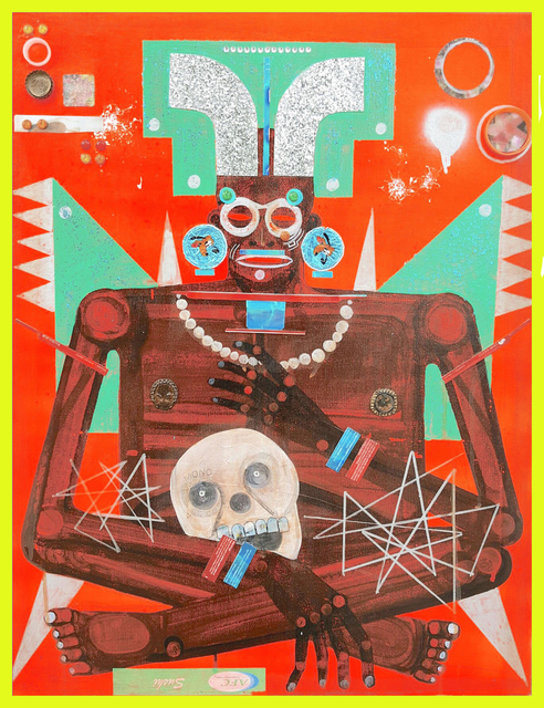 , 'If I Were Mayan,' 2016, New Image Art